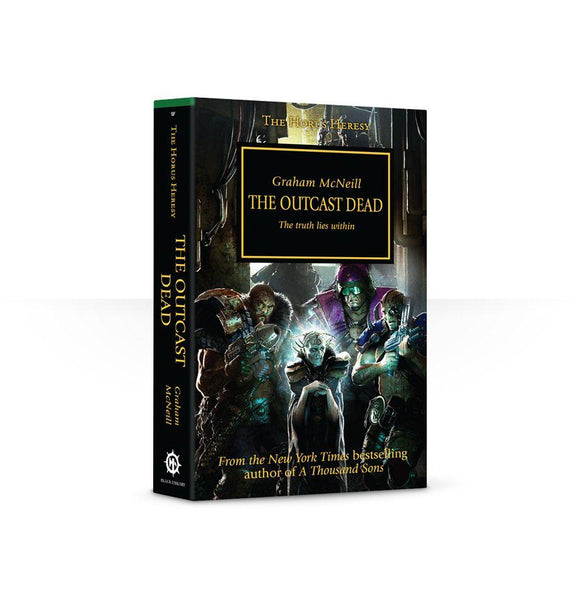 Horus Heresy: The Outcast Dead (Pb) Warhammer 40000 Games Workshop  (5026430713993)