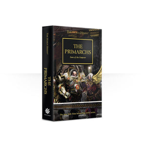 Horus Heresy: The Primarchs (Pb) Warhammer 40000 Games Workshop  (5026438545545)