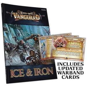 Ice And Iron Vanguard Mantic Games  (5026517614729)