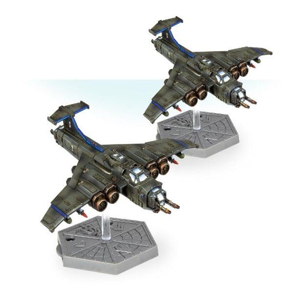 Imperial Navy Marauder Bombers Generic Games Workshop  (5026689351817)
