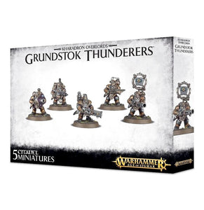 Kharadron Overlords Grundstok Thunderers Warhammer Games Workshop  (5026476621961)