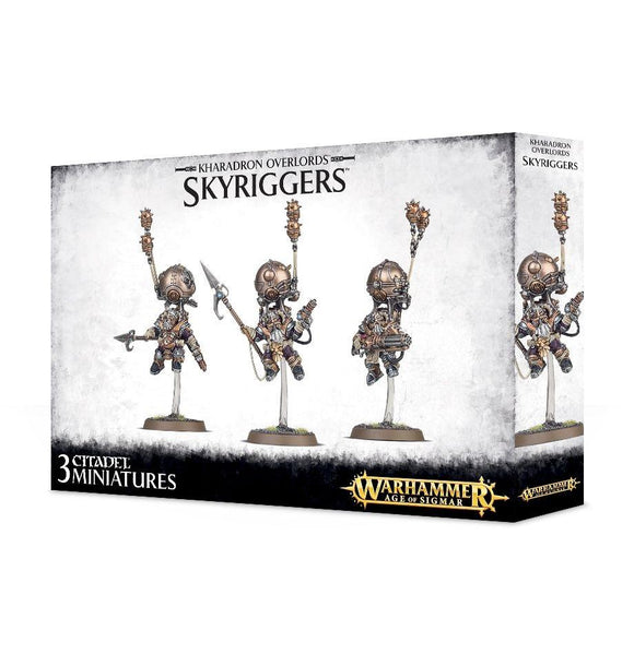Kharadron Overlords Skyriggers Warhammer Games Workshop  (5026464891017)