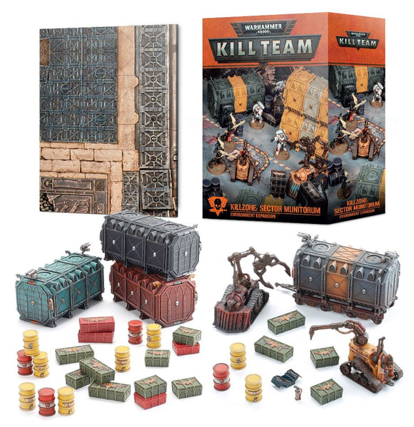 Killzone: Munitorum Hub Kill Team Games Workshop