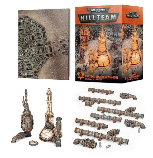 Killzone: Sector Mechanicus Kill Team Games Workshop