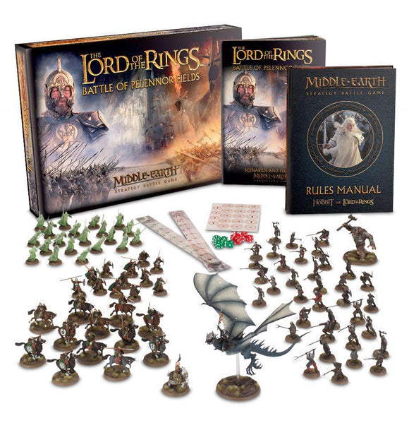 Lord of the Rings: Battle of Pelennor Fields LOTR/The Hobbit Games Workshop  (5026536194185)