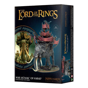Lotr: War Mumak Of Harad LOTR/The Hobbit Games Workshop  (5026535800969)