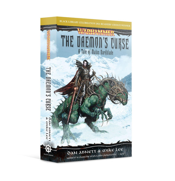 Malus Darkblade: The Daemon's Curse (Pb) Age Of Sigmar Games Workshop