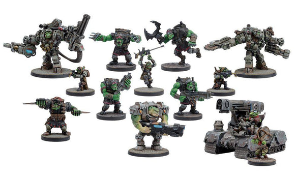 Marauder Faction Booster Deadzone Mantic Games