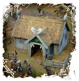 Middle-Earth Sbg: Rohan House LOTR/The Hobbit Games Workshop  (5026535047305)