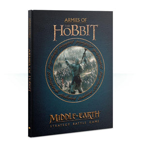Middle-Earth Strategy Battle Game: Armies Of The Hobbit LOTR/The Hobbit Games Workshop  (5026536128649)