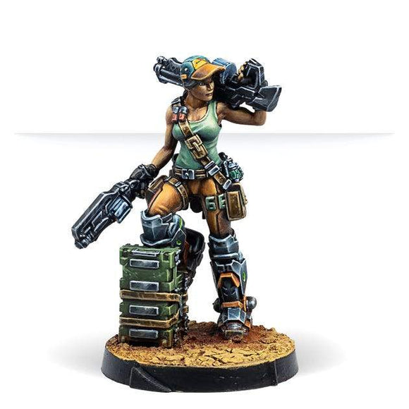 Monstruckers (Boarding Shotgun) NA2 Corvus Belli