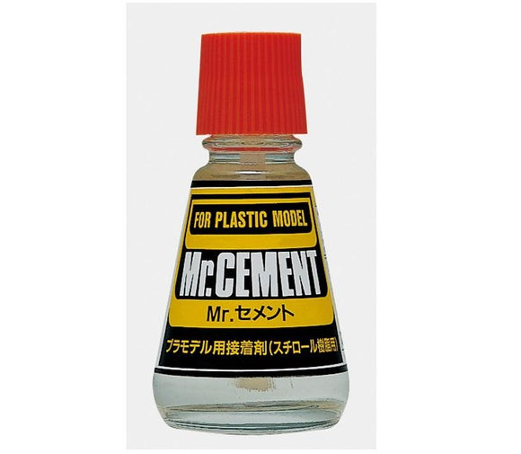Mr.Cement Plastic Glue MrHobby