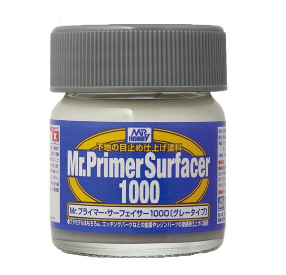 Mr.Primer Surfacer 1000 Primer MrHobby