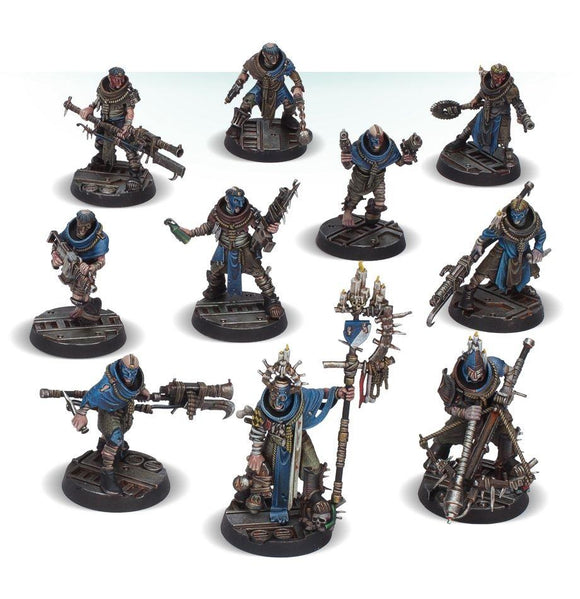 Necromunda Cawdor Gang Generic Games Workshop  (5026459353225)