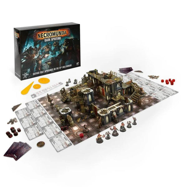 Necromunda: Dark Uprising (English) Generic Games Workshop  (5026459582601)