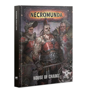Necromunda: House Of Chains (English) Generic Games Workshop  (5026458828937)