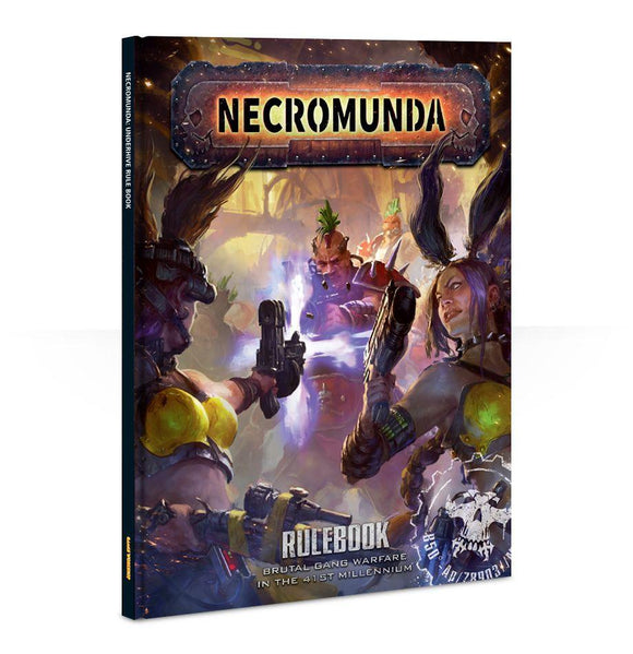 Necromunda: Rulebook (English) Generic Games Workshop  (5026460139657)