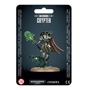 Necrons Cryptek Warhammer 40000 Games Workshop  (5026448015497)