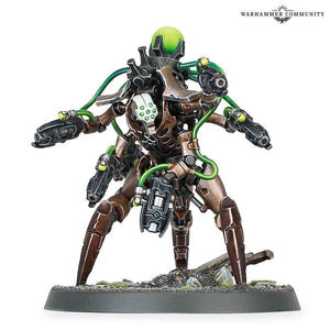 Necrons Hexmark Destroyer Necrons Games Workshop