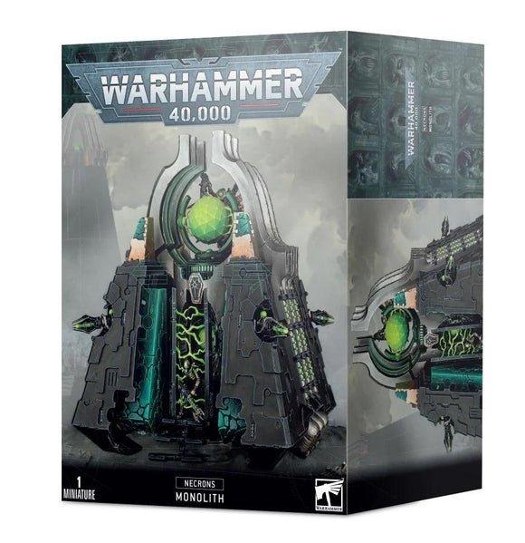 Necrons Monolith Necrons Games Workshop