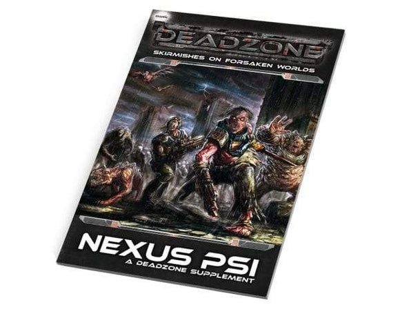 Nexus Psi Sourcebook Deadzone Mantic Games