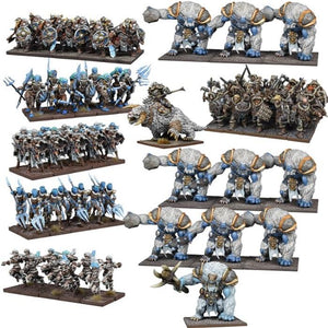 Northern Alliance Mega Army Kings of War Mantic Games  (5026525544585)