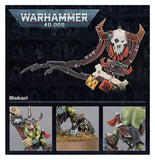 Orks: Ghazghkull Thraka Orks Games Workshop