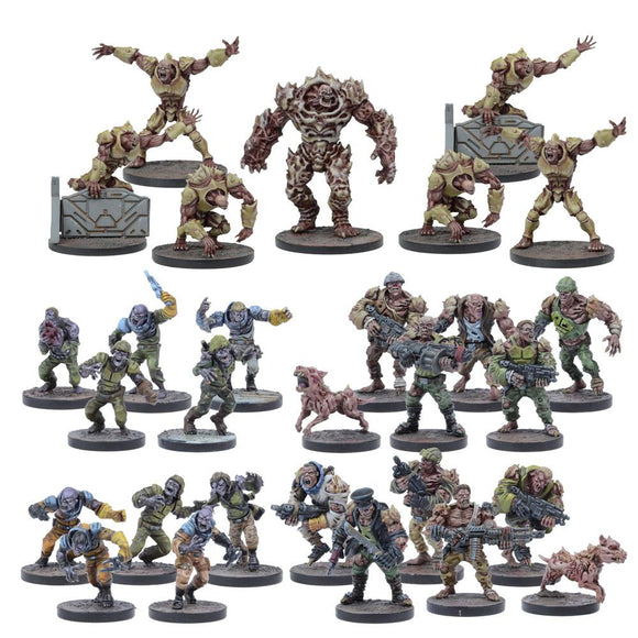 Plague Faction Starter Deadzone Mantic Games