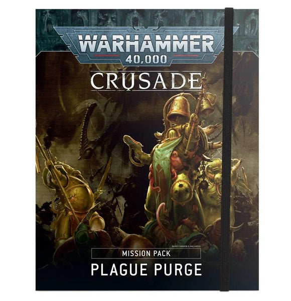 Plague Purge Crusade Mission Pack 40K Generic Games Workshop