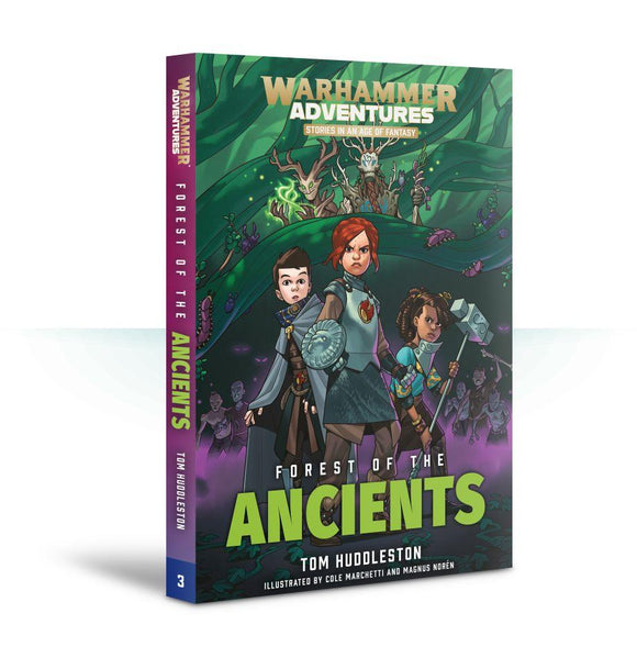 Realm Quest: Forest Of The Ancients (Pb) Warhammer Games Workshop  (5026468364425)