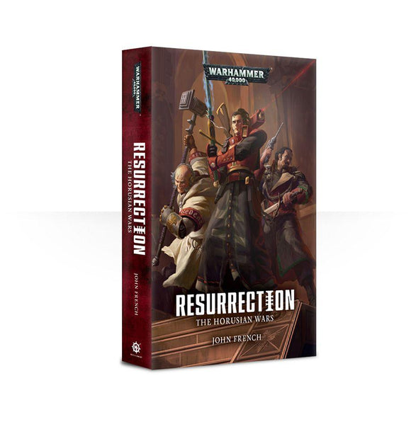 Resurrection: The Horusian Wars (Pb) Warhammer 40000 Games Workshop  (5026435956873)