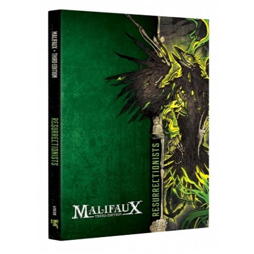 Resurrectionist Faction Book M3E Wyrd  (5026705014921)