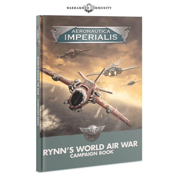 Rynn'S World Air War Campaign Book Generic Games Workshop  (5026460008585)
