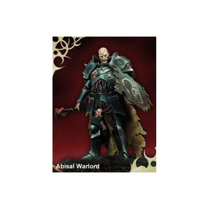 Scale 75 Abyssal Warrior 75mm Figure Scale75