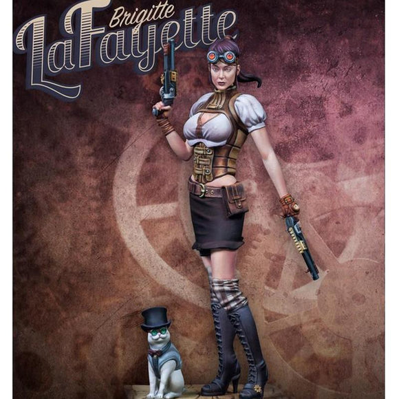 Scale 75 Brigitte Lafayette 75mm 75mm Figure Scale75