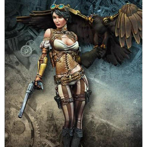 Scale 75 Jessica Thunderhawk 75mm 75mm Figure Scale75