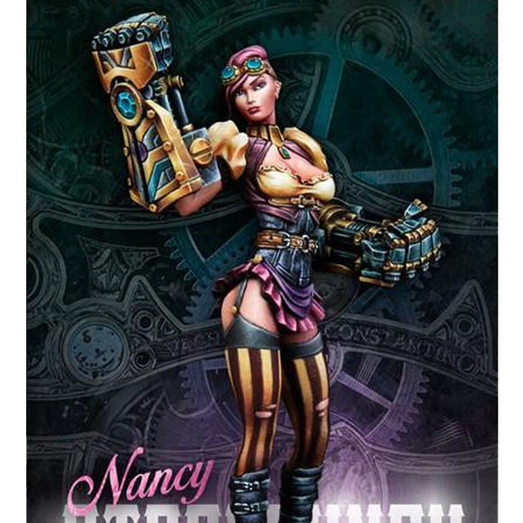 Scale 75 Nancy Steelpunch 75mm Figure Scale75