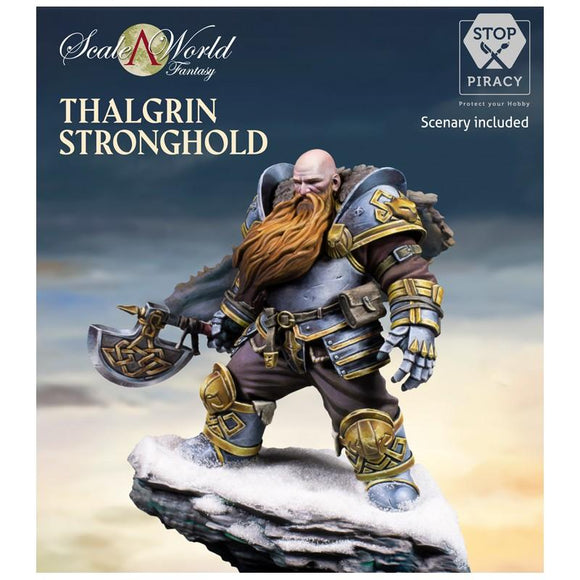 Scale 75 Thalgrin Stronghold 75mm Figure Scale75