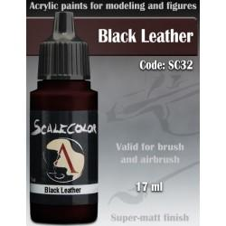 Scale75 Black Leather Scalecolour Scale75  (5026737717385)