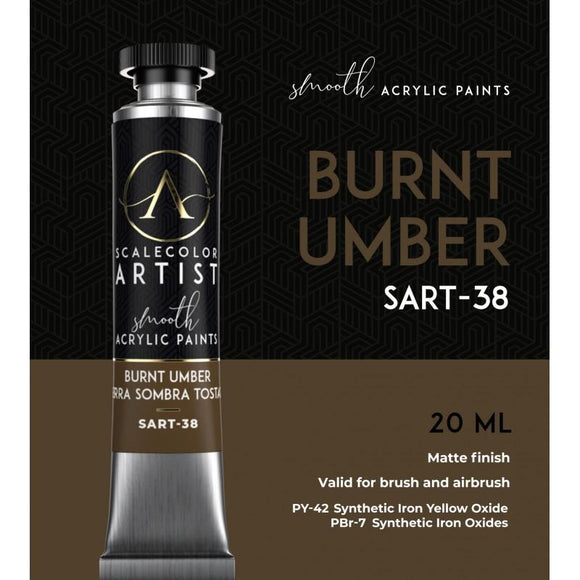 Scale75 Burnt Umber Artistcolour Scale75