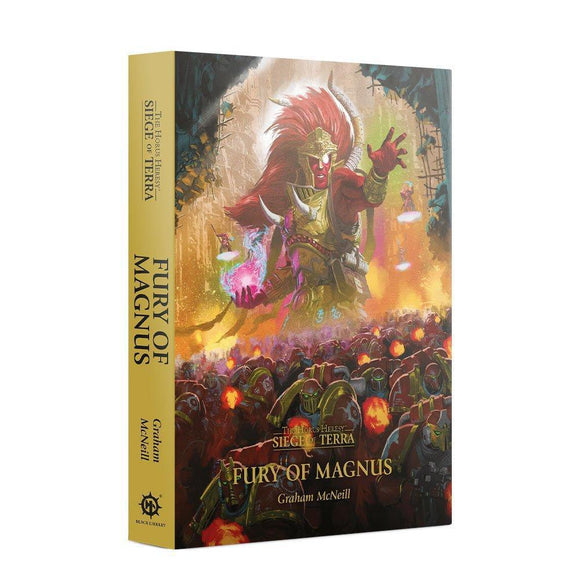 Siege Of Terra: Fury Of Magnus (Hb) Warhammer 40,000 Games Workshop