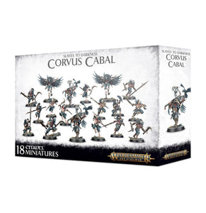 Slaves To Darkness: Corvus Cabal Warhammer Games Workshop  (5026477637769)