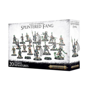Slaves To Darkness: The Splintered Fang Warhammer Games Workshop  (5026477473929)