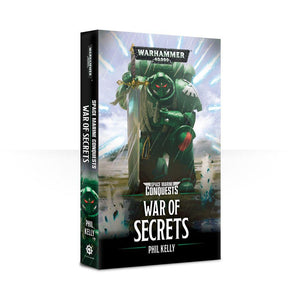 S/Marine Conquests: War Of Secrets (Pb) Warhammer 40000 Games Workshop  (5026436186249)