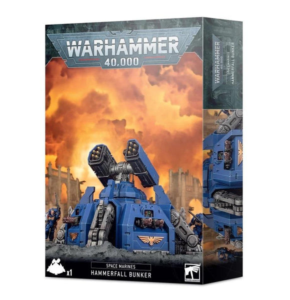Space Marines Hammerfall Bunker Space Marines Games Workshop