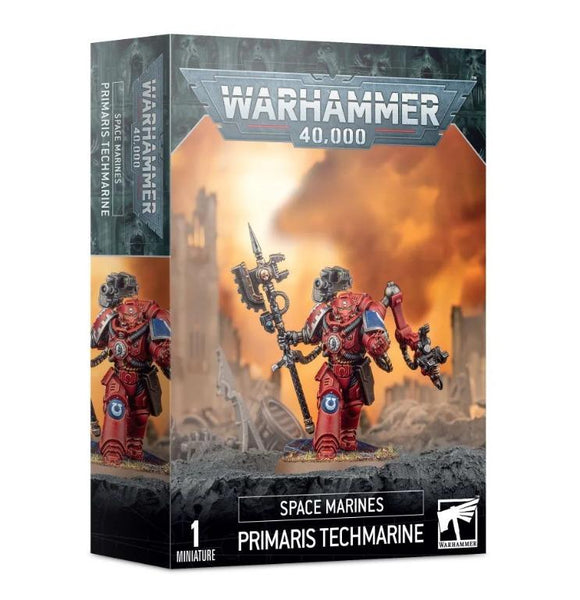 Space Marines Primaris Techmarine Space Marines Games Workshop