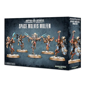Space Wolves Wulfen Warhammer 40000 Games Workshop  (5026443952265)