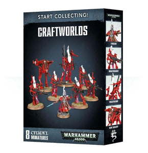 Start Collecting! Craftworlds Warhammer 40000 Games Workshop  (5026682437769)
