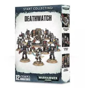 Start Collecting! Deathwatch Warhammer 40000 Games Workshop  (5026440544393)