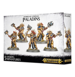 Stormcast Eternals Paladins Warhammer Games Workshop  (5026470494345)